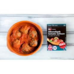 Albondigas con Tomate (300gr)